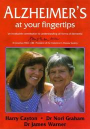 Cover of: Alzheimer's at Your Fingertips (At Your Fingertips)