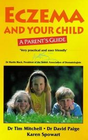 Cover of: Eczema and Your Child (Your Child's Health)