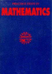 Cover of: Practice Tests in Mathematics