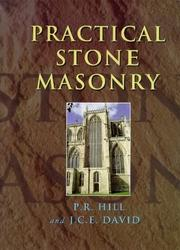 Cover of: Practical Stone Masonry