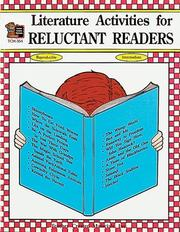 Cover of: Literature Activities for Reluctant Readers