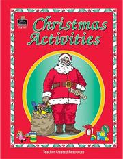 Cover of: Christmas Activities