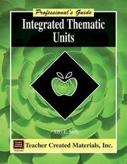 Cover of: Integrated Thematic Units