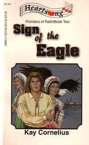 Cover of: Sign of the Eagle (Frontiers of Faith #2) (Heartsong Presents #91)