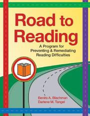 Cover of: Road to Reading