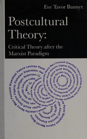 Cover of: Postcultural theory
