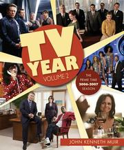 Cover of: TV Year 2006-2007: The Prime Time Season - Volume 2 (TV Year)