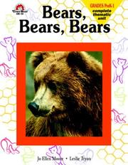 Cover of: Bears Bears Bears