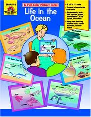 Cover of: Life in the Ocean /Picture Cards (24 Cards) (Life in the Ocean)