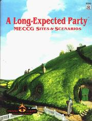 Cover of: MECCG Sites and Scenarios (#3343)