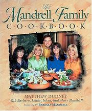Cover of: The Mandrell Family Cookbook