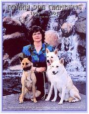 Cover of: Canaan Dog Champions, 1997-2003