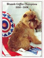 Cover of: Brussels Griffon Champions, 2000-2004