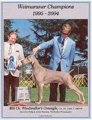 Cover of: Weimaraner Champions, 1995-2004