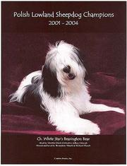 Cover of: Polish Lowland Sheepdog Champions, 2001-2004