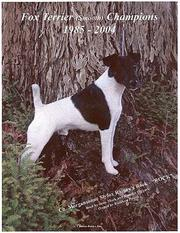 Cover of: Fox Terrier Smooth Champions, 1985-2004