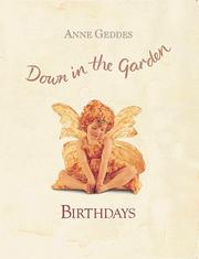 Cover of: Down in the Garden Birthdays