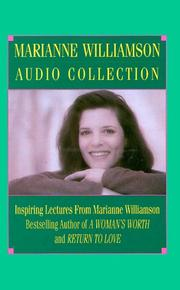 Cover of: The Marianne Williamson Boxed Set