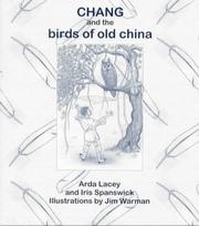 Cover of: Chang and the Birds of Old China