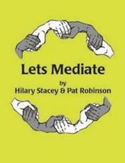 Cover of: Let's Mediate