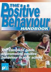 Cover of: The Positive Behaviour Handbook (Primary Leadership)