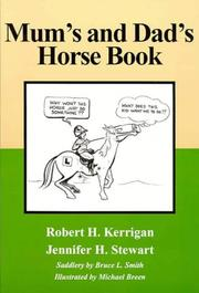 Cover of: Mum's and Dad's Horse Book