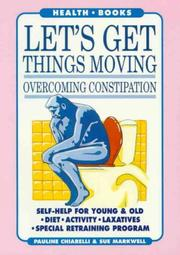 Cover of: Let's Get Things Moving