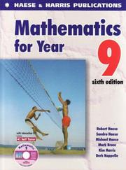 Cover of: Mathematics for Year 9