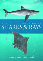 Cover of: Field Guide to Australian Sharks & Rays