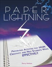Cover of: Paper Lightning