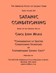 Cover of: Satanic Conditioning