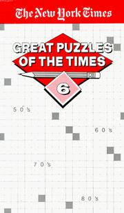 Cover of: Great Puzzles of The Times #6