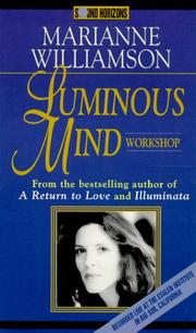 Cover of: Luminous Mind Workshop