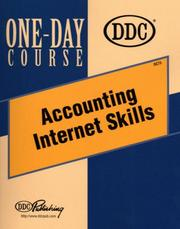 Cover of: Accounting Internet Skills One-Day Course