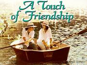 Cover of: A Touch of Friendship