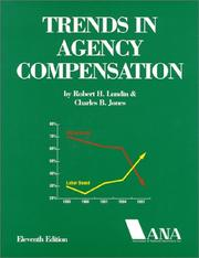 Cover of: Trends In Agency Compensation