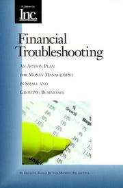Cover of: Financial Troubleshooting