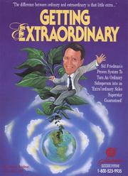 Cover of: Getting Extraordinary
