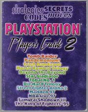 Cover of: PlayStation Player's Guide 2