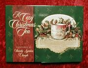 Cover of: A Cozy Christmas Tea with Envelope and Other (Teatime Pleasures)