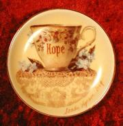 Cover of: Hope Plate (Tiny Treasures Series)