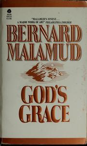 Cover of: God's grace