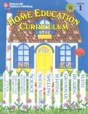 Cover of: Home Education Curriculum
