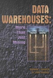 Cover of: Data Warehouses