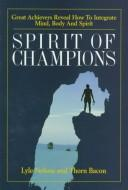 Cover of: Spirit of Champions