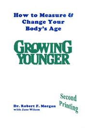 Cover of: Growing Younger