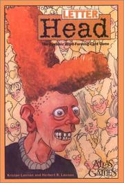 Cover of: Letter Head