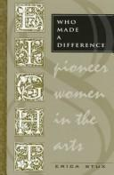 Cover of: Eight Who Made a Difference