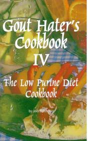 Cover of: Gout Hater's Cookbook IV