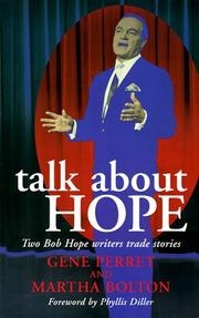 Cover of: Talk About Hope